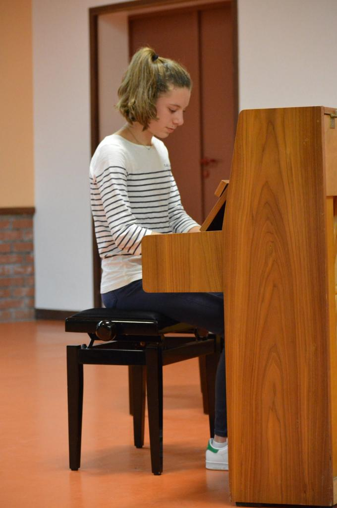 Photos audition piano