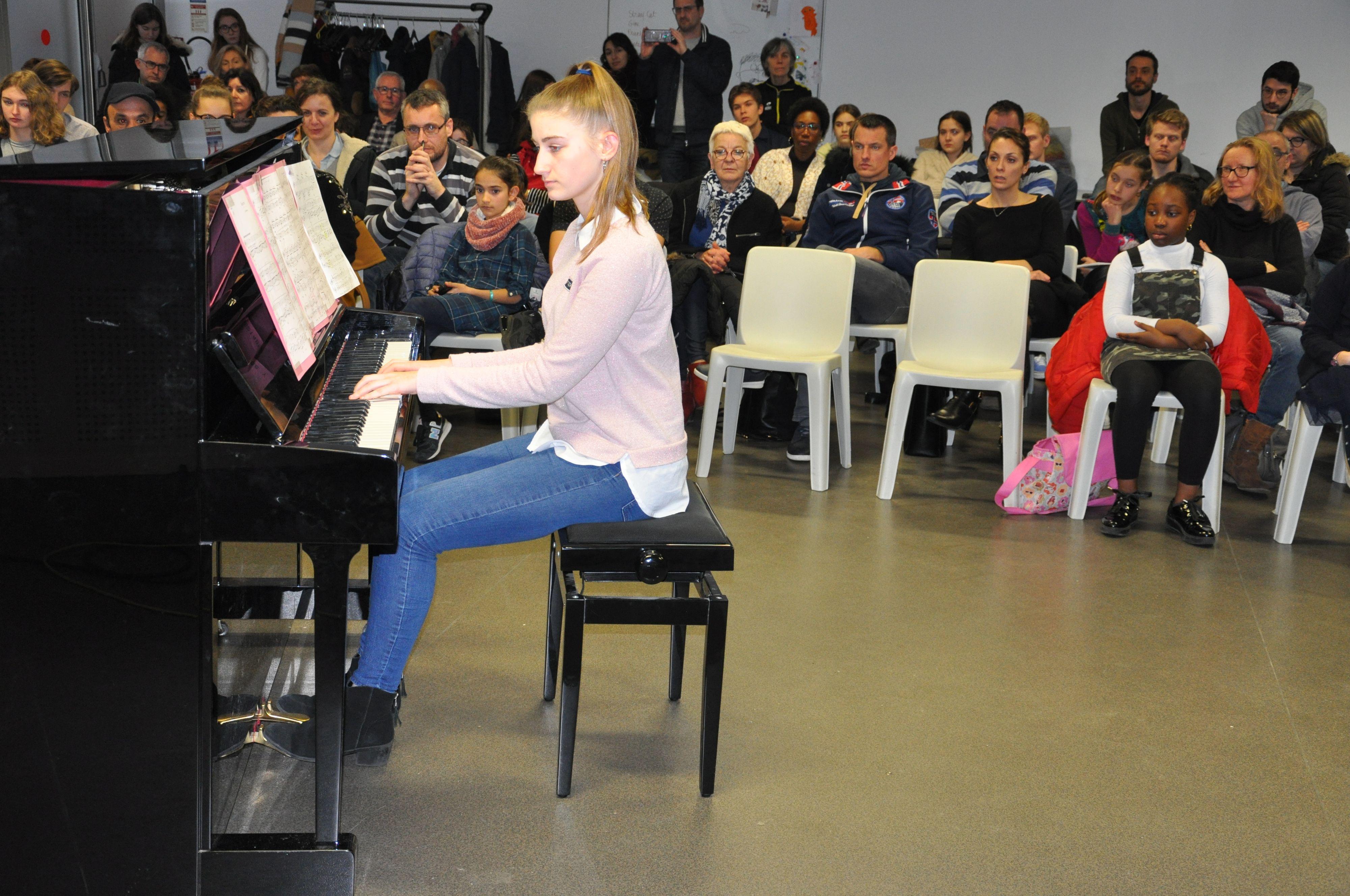 Audition des pianistes 2020