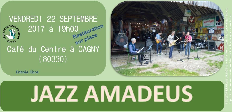 Affiche jazz 1