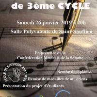 Gala 3eme cycle