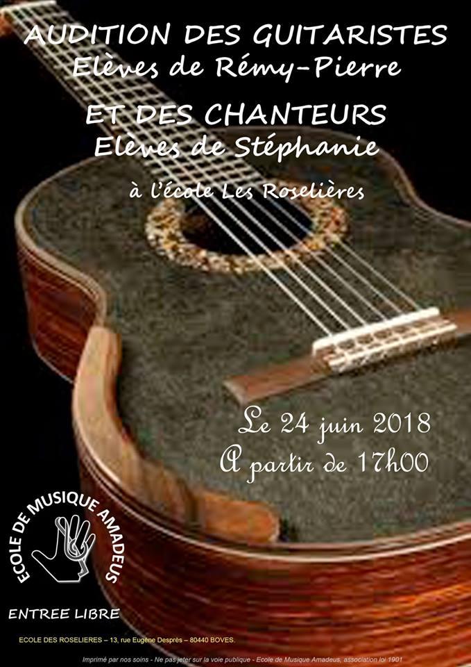 Guitare & chant